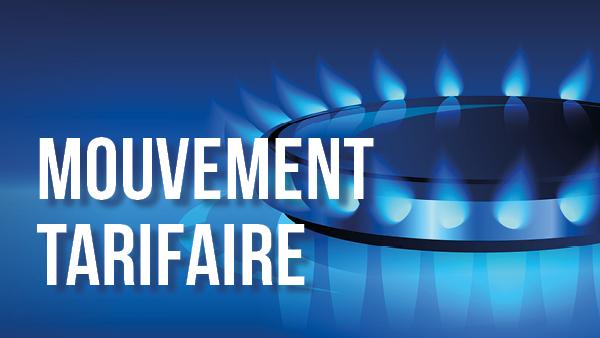 Évolution des prix du gaz naturel