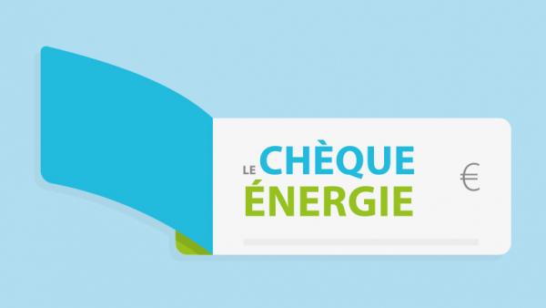 Chèque energie actualité